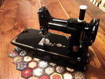 Sue's World Singer Sewing Machines page link