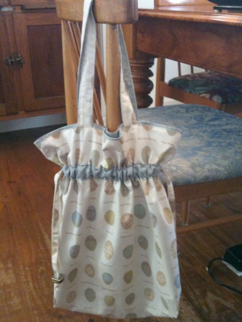 Bag with drawstrings 2